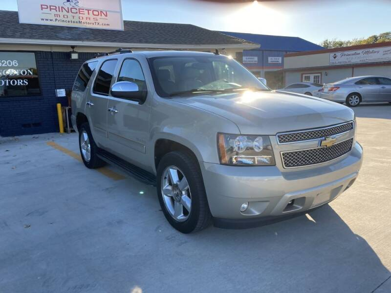 2013 Chevrolet Tahoe for sale at Princeton Motors in Princeton TX