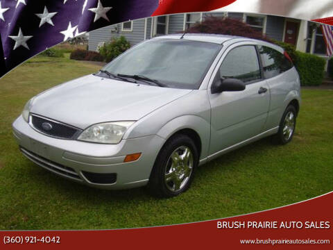 2007 Ford Focus for sale at Brush Prairie Auto Sales in Battle Ground WA