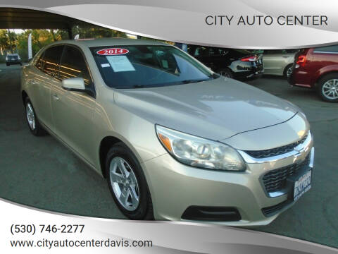 2014 Chevrolet Malibu for sale at City Auto Center in Davis CA
