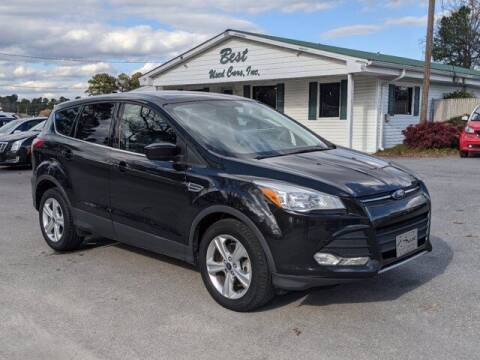 2015 Ford Escape for sale at Best Used Cars Inc in Mount Olive NC