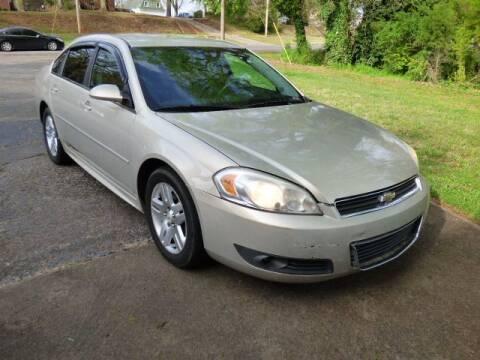 2010 Chevrolet Impala for sale at Tuscumbia Auto Sales in Tuscumbia AL