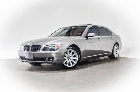 2006 BMW 7 Series for sale at CarXoom in Marietta GA