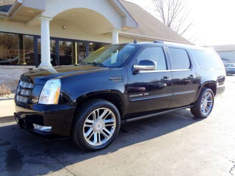 2014 Cadillac Escalade ESV for sale at DEALS UNLIMITED INC in Portage MI