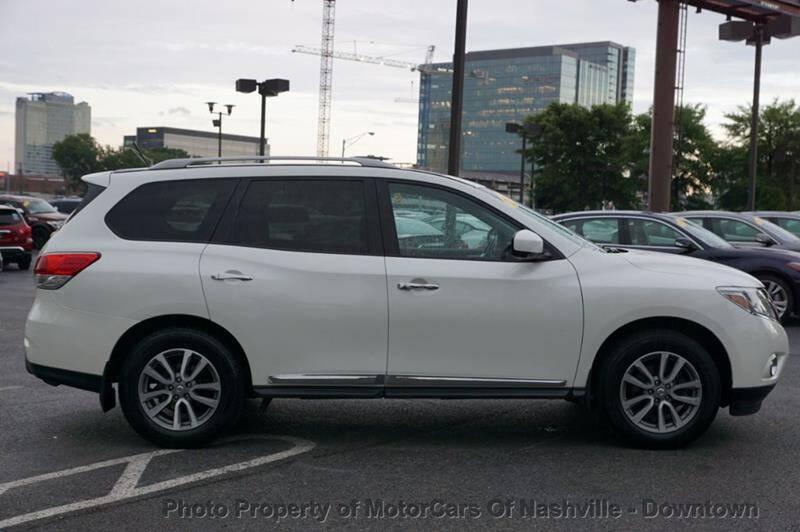 2016 Nissan Pathfinder 4WD 4dr SL - Nashville TN