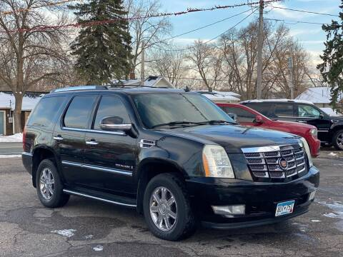 2007 Cadillac Escalade for sale at Tonka Auto & Truck in Mound MN