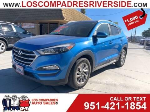 2017 Hyundai Tucson for sale at Los Compadres Auto Sales in Riverside CA
