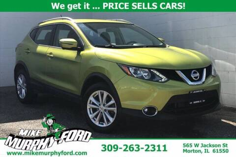 2017 Nissan Rogue Sport for sale at Mike Murphy Ford in Morton IL
