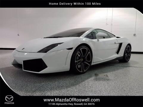 2014 Lamborghini Gallardo for sale at Mazda Of Roswell in Roswell GA