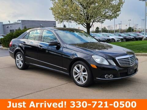 2010 Mercedes-Benz E-Class for sale at Ken Ganley Nissan in Medina OH