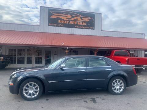 2007 Chrysler 300 for sale at Ridley Auto Sales, Inc. in White Pine TN
