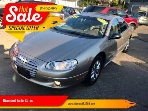 2002 Chrysler Concorde for sale at Diamond Auto Sales in Milwaukee WI