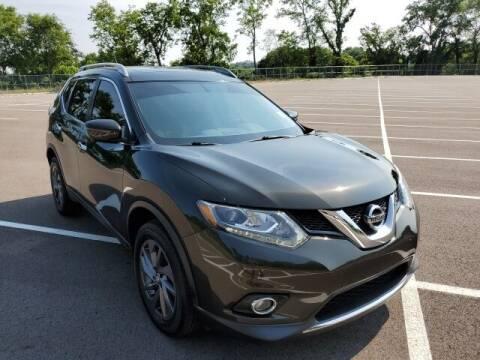 2016 Nissan Rogue for sale at CON ALVARO ¡TODOS CALIFICAN!™ in Columbia TN