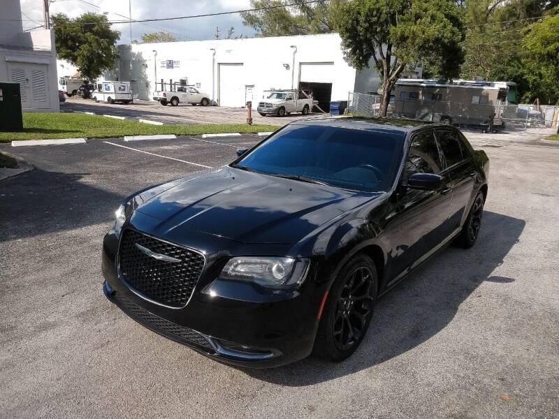 2019 Chrysler 300 for sale at Best Price Car Dealer in Hallandale Beach FL