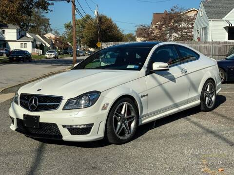 2013 Mercedes-Benz C-Class for sale at Jerusalem Auto Inc in North Merrick NY