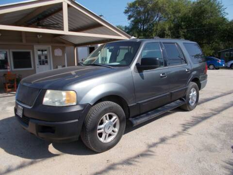 2004 Ford Expedition for sale at DISCOUNT AUTOS in Cibolo TX