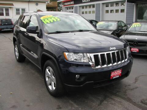 2013 Jeep Grand Cherokee for sale at CLASSIC MOTOR CARS in West Allis WI