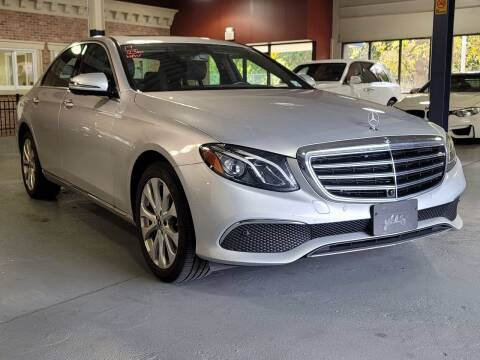 2019 Mercedes-Benz E-Class for sale at AW Auto & Truck Wholesalers  Inc. in Hasbrouck Heights NJ
