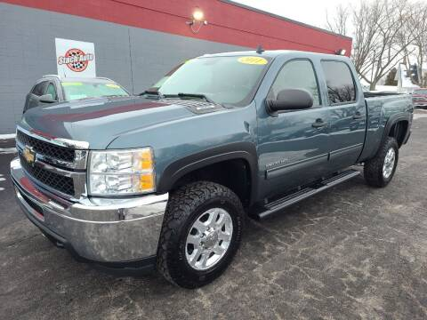 2011 Chevrolet Silverado 2500HD for sale at Stach Auto in Janesville WI