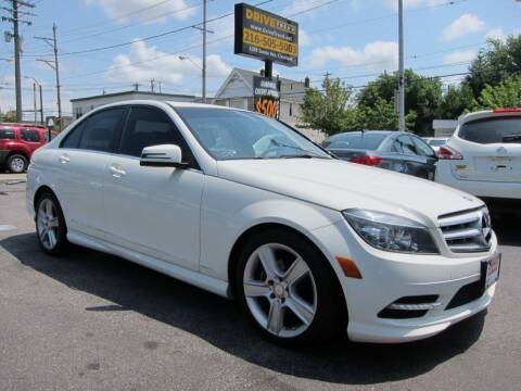 2011 Mercedes-Benz C-Class for sale at DRIVE TREND in Cleveland OH