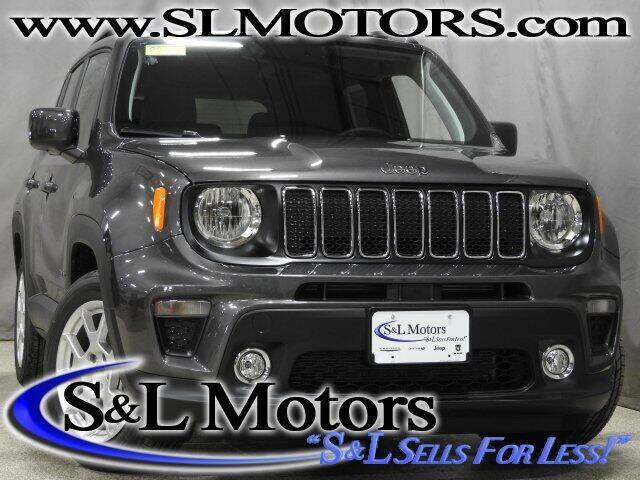 2020 Jeep Renegade for sale in Pulaski, WI