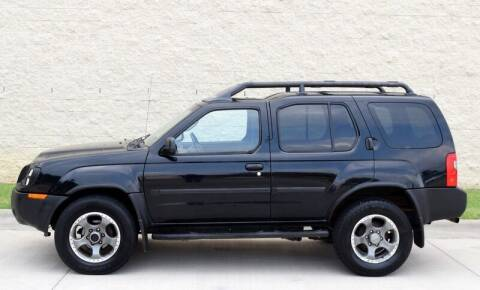 2002 Nissan Xterra for sale at Raleigh Auto Inc. in Raleigh NC