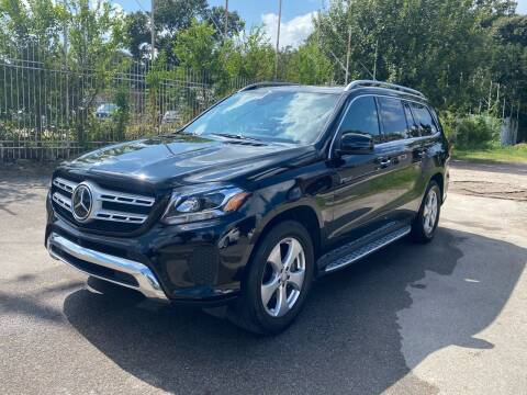 2017 Mercedes-Benz GLS for sale at Texas Luxury Auto in Houston TX