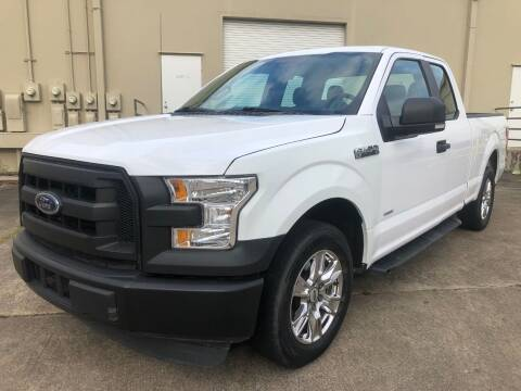 2015 Ford F-150 for sale at The Auto & Marine Gallery of Houston in Houston TX