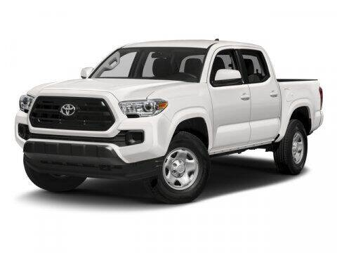 2016 Toyota Tacoma for sale at Strosnider Chevrolet in Hopewell VA