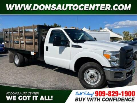 2014 Ford F-350 Super Duty for sale at Dons Auto Center in Fontana CA
