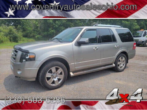 2008 Ford Expedition for sale at Coventry Auto Sales in Youngstown OH