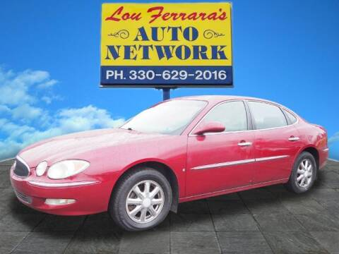 2006 Buick LaCrosse for sale at Lou Ferraras Auto Network in Youngstown OH