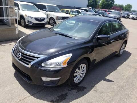 2015 Nissan Altima for sale at Neamen's Auto Sales in Sioux Falls SD