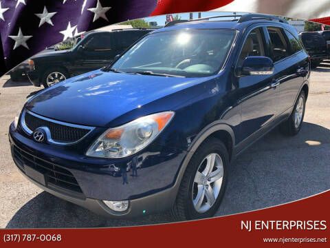 2007 Hyundai Veracruz for sale at NJ Enterprises in Indianapolis IN