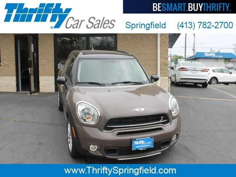 2015 MINI Countryman for sale at Thrifty Car Sales Springfield in Springfield MA