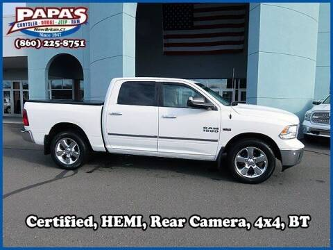 2017 RAM Ram Pickup 1500 for sale at Papas Chrysler Dodge Jeep Ram in New Britain CT