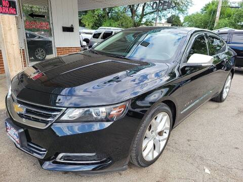 2014 Chevrolet Impala for sale at New Wheels in Glendale Heights IL