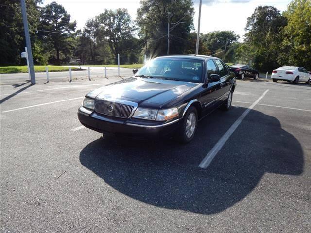 2003 Mercury Grand Marquis for sale at Elite Motors INC in Joppa MD