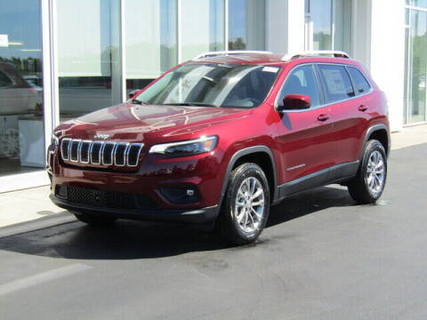 2021 Jeep Cherokee for sale at Brunswick Auto Mart in Brunswick OH