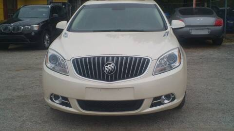 2016 Buick Verano for sale at Global Vehicles,Inc in Irving TX