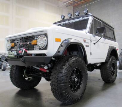 1971 Ford Bronco for sale at Platinum Motors in Portland OR