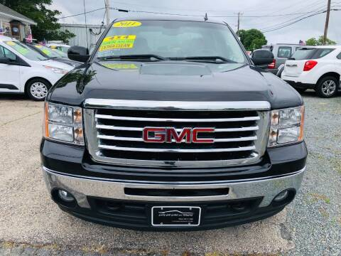 2011 GMC Sierra 1500 for sale at Cape Cod Cars & Trucks in Hyannis MA