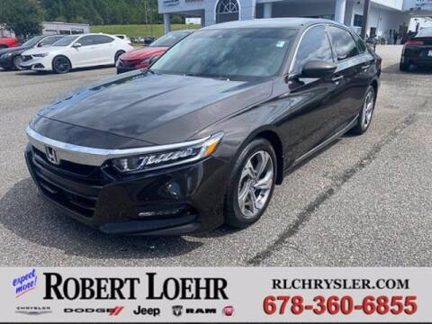 2018 Honda Accord for sale at Robert Loehr Chrysler Dodge Jeep Ram in Cartersville GA