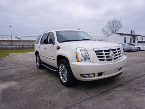 2014 Cadillac Escalade for sale at BLUE RIBBON MOTORS in Baton Rouge LA