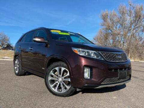 2015 Kia Sorento for sale at UNITED Automotive in Denver CO