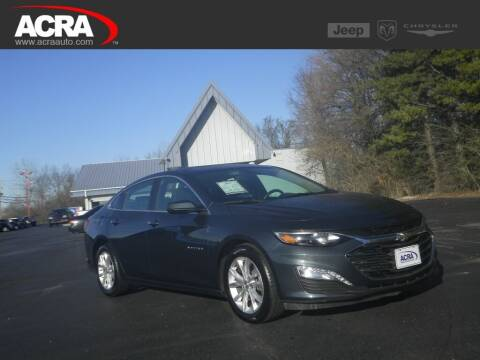 2020 Chevrolet Malibu for sale at BuyRight Auto in Greensburg IN