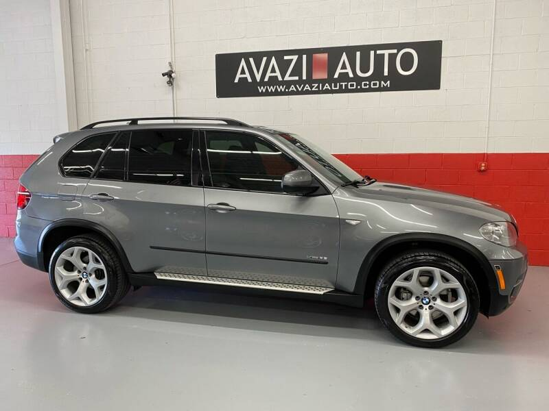2012 BMW X5 for sale at AVAZI AUTO GROUP LLC in Gaithersburg MD