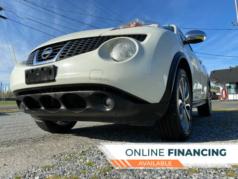 2012 Nissan JUKE for sale at Prime One Inc in Walkertown NC