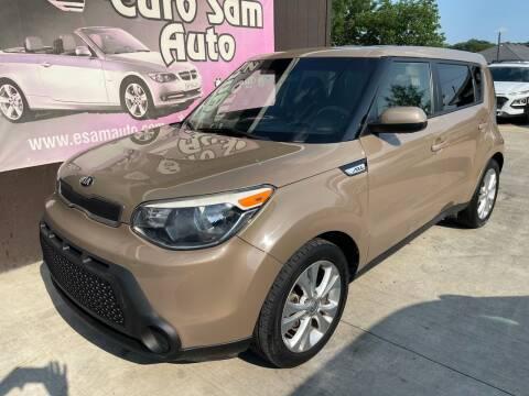 2015 Kia Soul for sale at Euro Auto in Overland Park KS