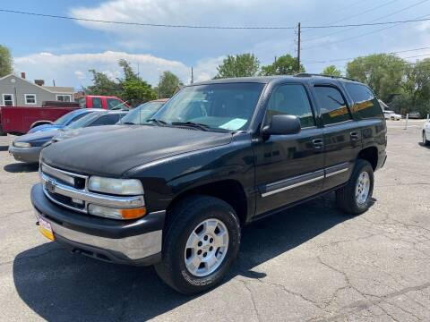2004 Chevrolet Tahoe for sale at Dan's Auto Sales in Grand Junction CO