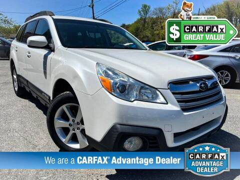 2013 Subaru Outback for sale at High Rated Auto Company in Abingdon MD